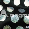 Cetim Ch Estampado Holografico Metal AA980